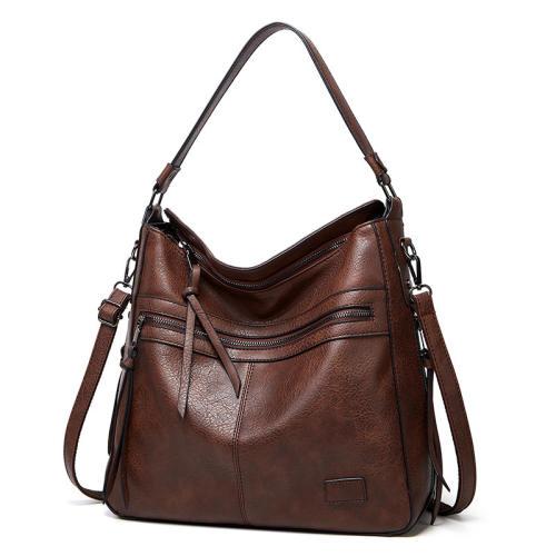 Nysa PU Leather Shoulder Bag
