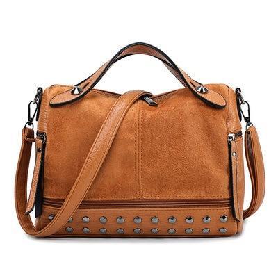 Promise Vegan Leather Shoulder Bag