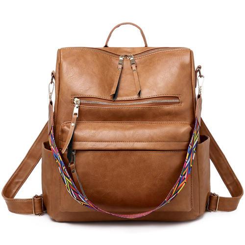 Gabrielle Vegan Leather Backpack