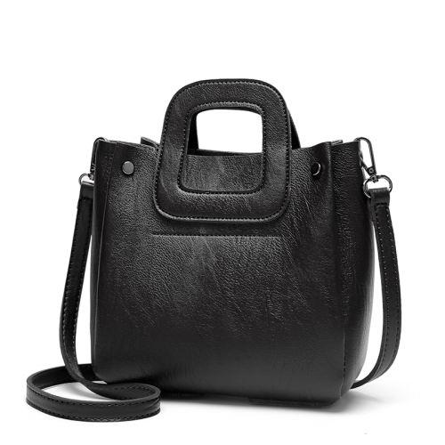 Daniela Vegan Leather Shoulder Bag