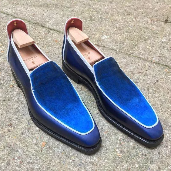 Fashion Comfortable Suede Loafers