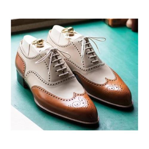 Men's Fashion Low-top Leather Shoes