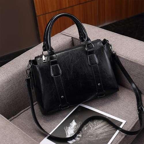 Classic Handheld Diagonal Shoulder Bag