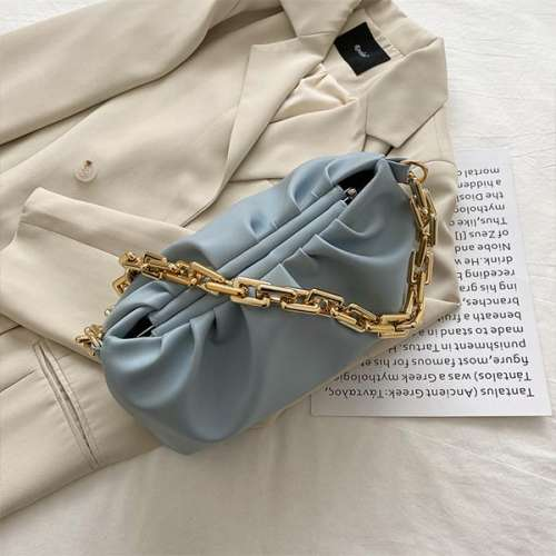 Women's One-Shoulder Armpit Cloud Bag