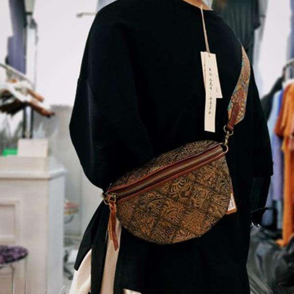Handmade Personal Casual Belt Bag