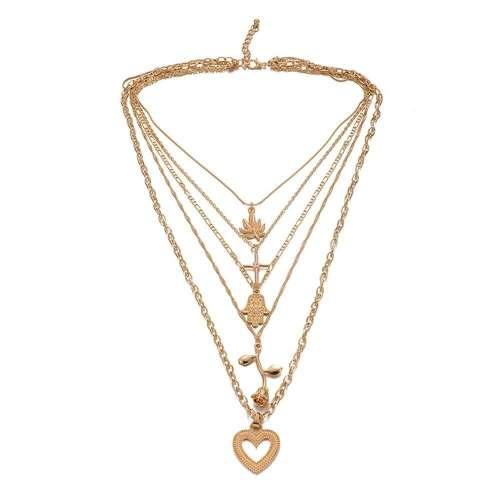Women Retro Fashion Necklace