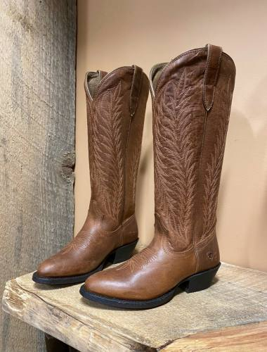 Womens Legacy Two Step Western Boot