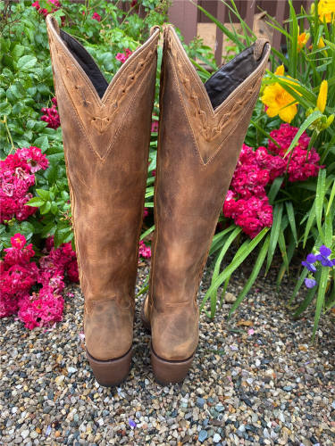 Women Everyday Emma Tall Ember Western Boot