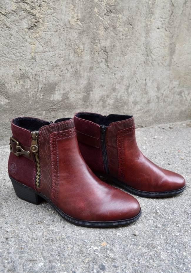 Rieker 75585-30-booties