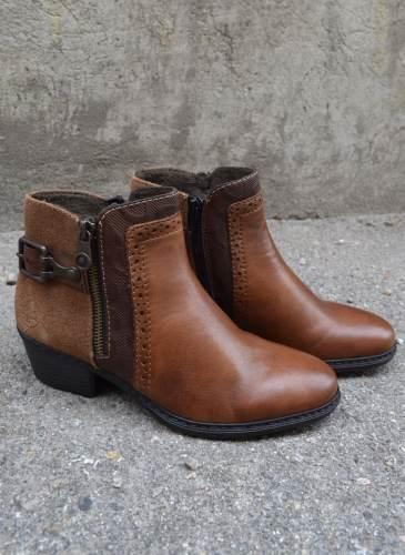 Rieker 75585-24-booties