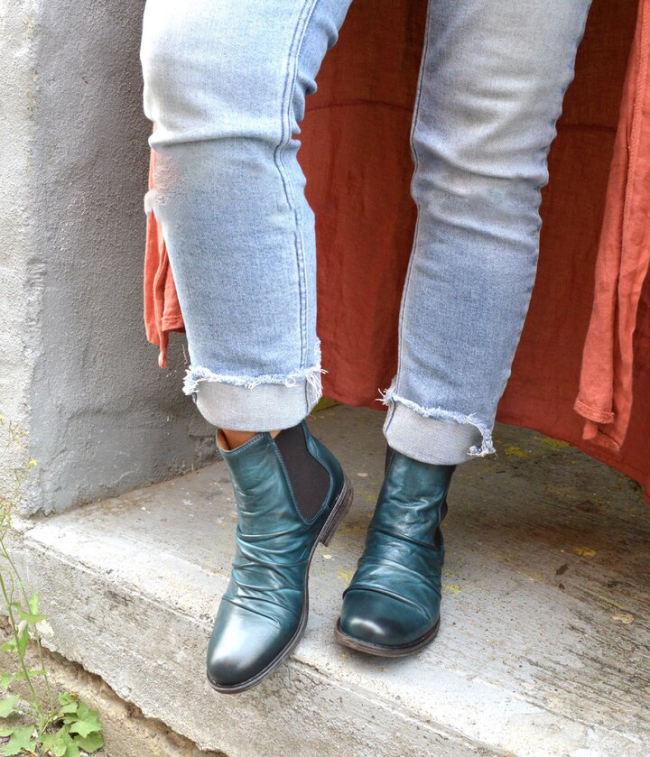 Miz Mooz Lissie-booties