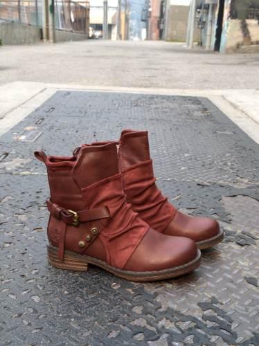 Rieker 92264-35-booties