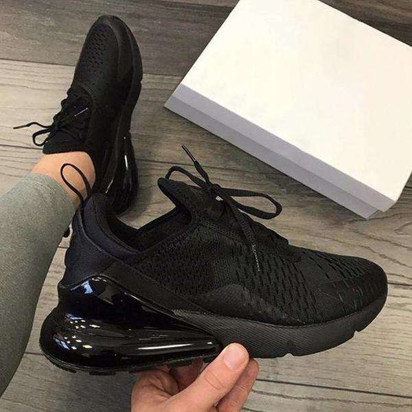 Lace-Up Air Cushion Sneakers