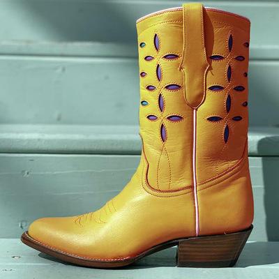 Women All  Season Pu Boots