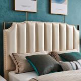 light luxury bed set
