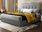 luxury bed frame king size