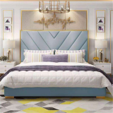 Wenders Furniture China Furniture Factory loves to help you get a good night's sleep. Check out our affordable and stylish Luxury bed to make sure your next sleep is wonderful.