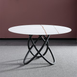 Nordic Rock Plate  Dining Table