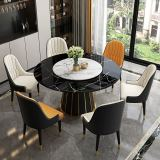 Italian simple marble dining table