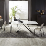 sintered stone dinning table