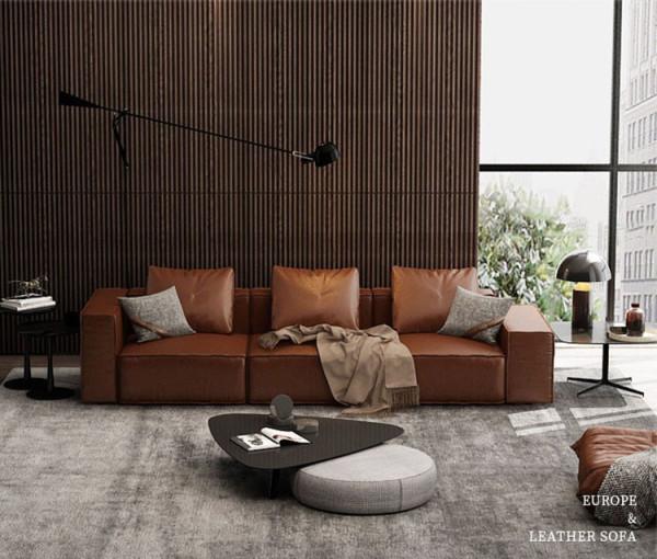 American style cloth sofa Nordic sofa