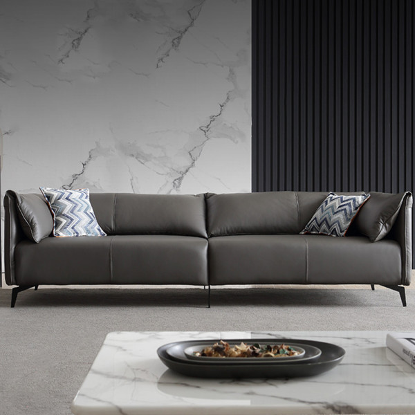 Modern luxury Science and Technology Fabric sofa living room