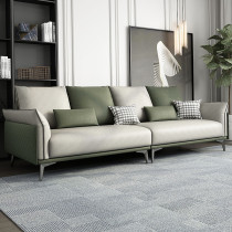 Italian minimalist Science and Technology Fabric sofa