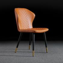 Italian book chair dressing chair modern simple chair designer leisure chair household luxury dining chair