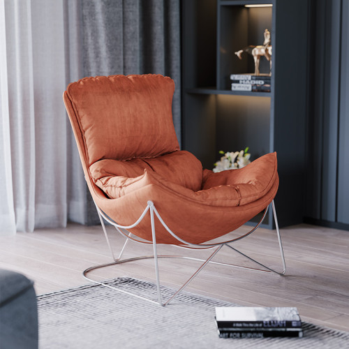 High quality new design leisure chair swivel chair living room