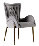 Wholesale high back cheap modern dining chair for restaurant