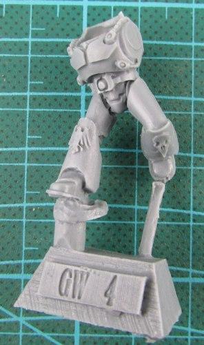 Raven Guard Dark Fury Assault Squad bits - BODY 4