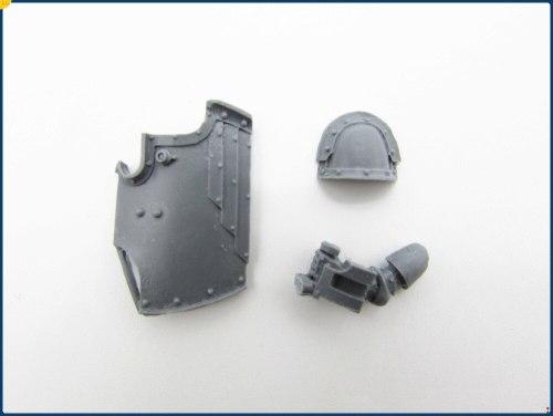LEGION MKIII BREACHER SIEGE SQUAD bits - Shield