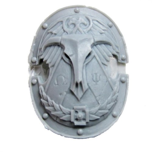 ASTERION MOLOC AND IVANUS ENKOMI OF THE MINOTAURS bits - shields
