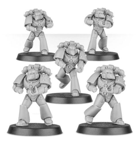 Legion MkVI Corvus Armour