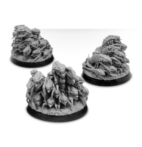 TYRANIDS RIPPER SWARMS
