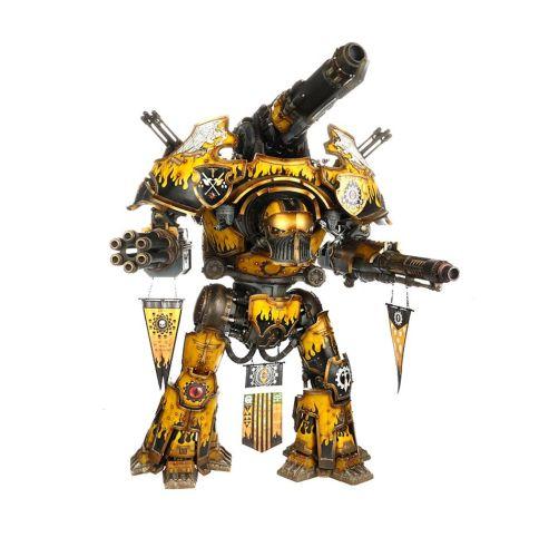 Warbringer Nemesis Titan