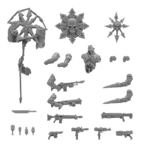 RENEGADE MILITIA ICONS AND ASSAULT WEAPONS