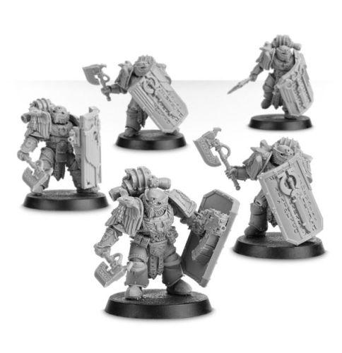 Ultramarines Invictarus Suzerain Squad