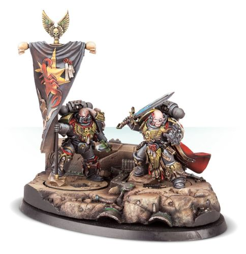 Casan Sabius and Sirae Karagon - Regents of the Ordon Rift