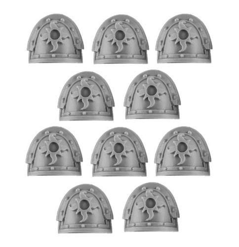 Thousand Sons Mk III Shoulder Pads