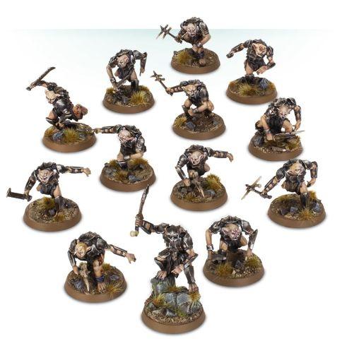 Hobbit Goblin Mercenaries