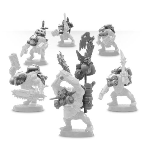 Ork Kommando Conversion Set