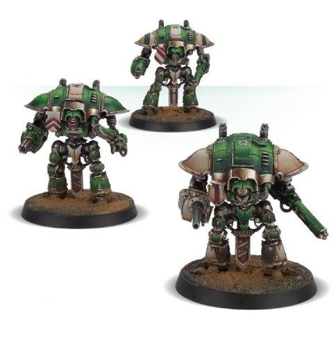 Adeptus Titanicus Imperial Knights