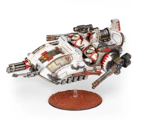 White Scars Legion Kyzagan Assault Speeder