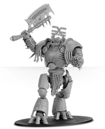 Kytan Daemon Engine of Khorne