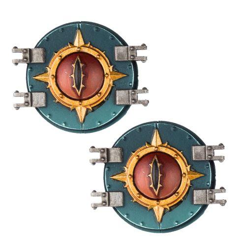 Sons of Horus Legion Deimos Rhino Doors