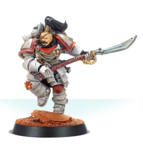 White Scars Legion Praetor