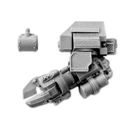 LEFT DREADFIRE CLOSE COMBAT ARM