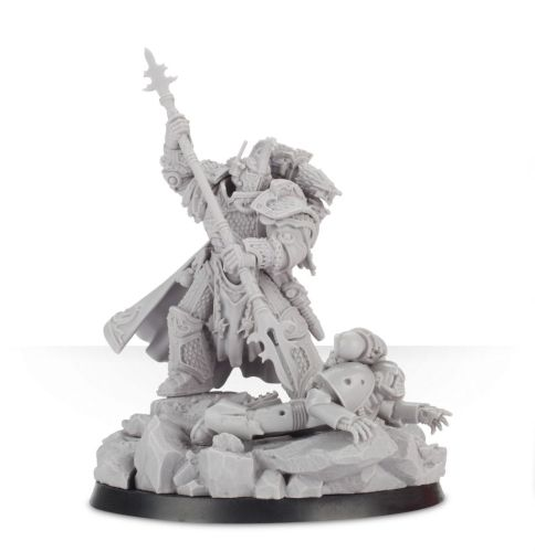 Alpharius – Primarch of the Alpha Legion