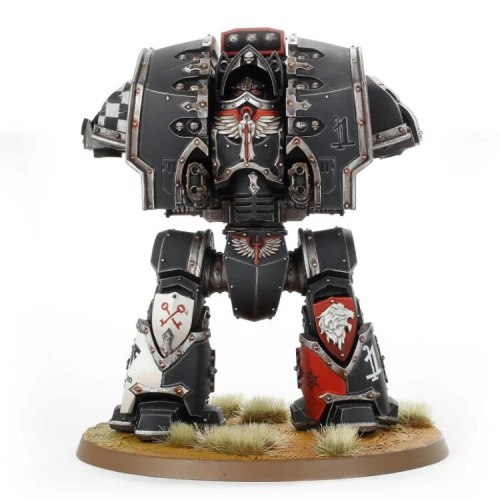 Dark Angels Legion Leviathan Pattern Siege Dreadnought